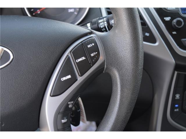 2015 Hyundai Elantra GL (Stk: 6899) in Moose Jaw - Image 10 of 23