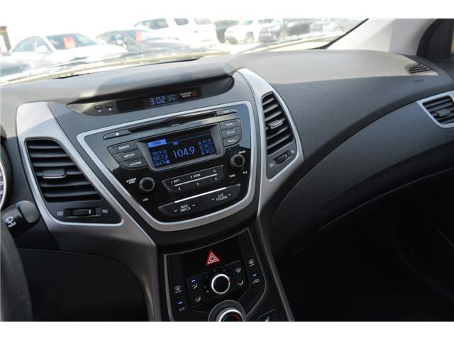 2015 Hyundai Elantra GL (Stk: 6899) in Moose Jaw - Image 16 of 23