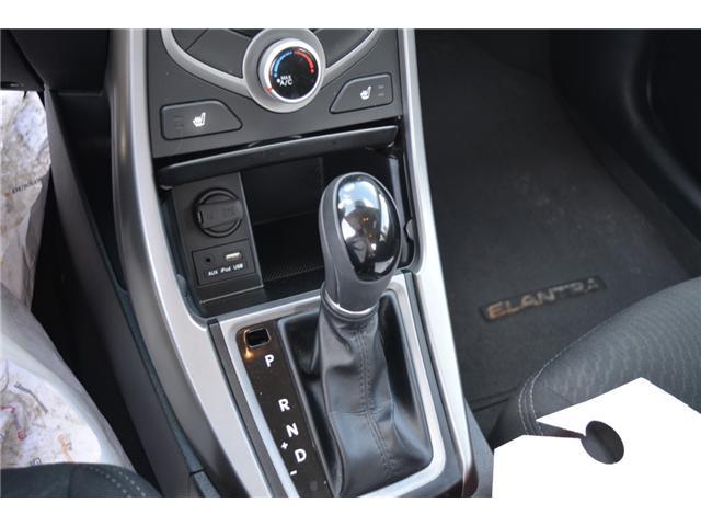 2015 Hyundai Elantra GL (Stk: 6899) in Moose Jaw - Image 19 of 23
