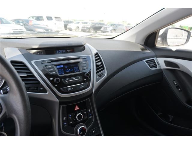 2015 Hyundai Elantra GL (Stk: 6899) in Moose Jaw - Image 20 of 23