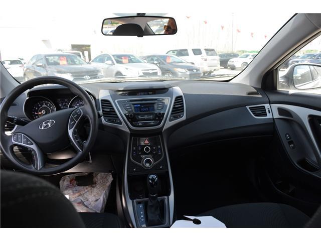 2015 Hyundai Elantra GL (Stk: 6899) in Moose Jaw - Image 14 of 23