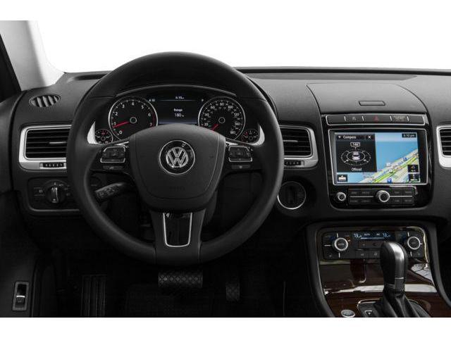 2016 Volkswagen Touareg 3.0 TDI Sportline (Stk: GU006082) in Surrey - Image 4 of 10