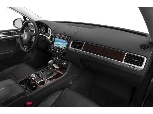 2016 Volkswagen Touareg 3.0 TDI Sportline (Stk: GU006082) in Surrey - Image 10 of 10