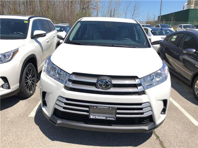 2018 Toyota Highlander LE (Stk: 188224) in Burlington - Image 2 of 5