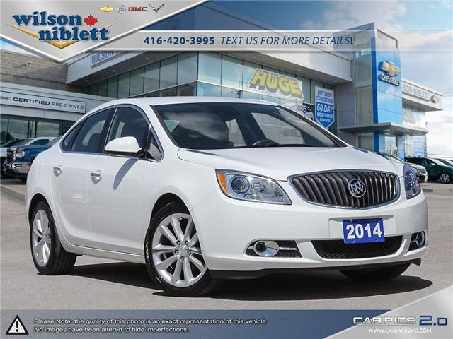 2014 Buick Verano Base (Stk: U124886) in Richmond Hill - Image 1 of 30