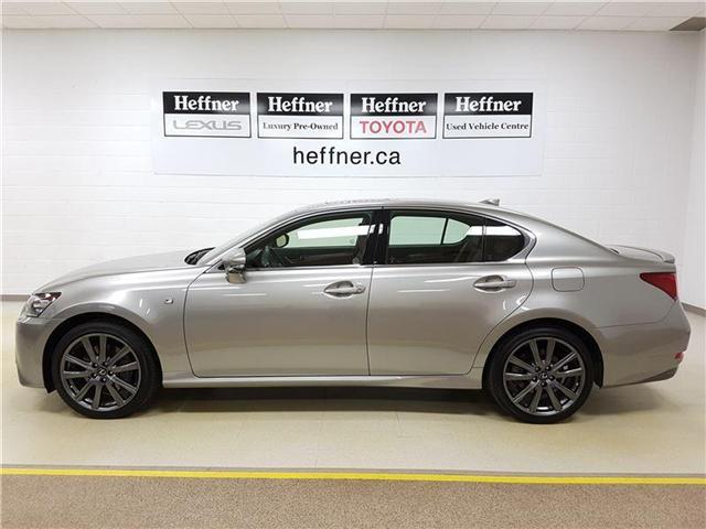 2015 Lexus GS 350 Base (Stk: 187123) in Kitchener - Image 5 of 22