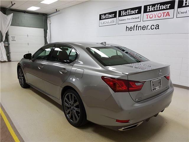 2015 Lexus GS 350 Base (Stk: 187123) in Kitchener - Image 6 of 22