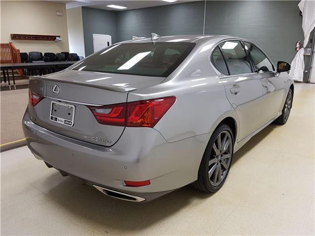2015 Lexus GS 350 Base (Stk: 187123) in Kitchener - Image 9 of 22
