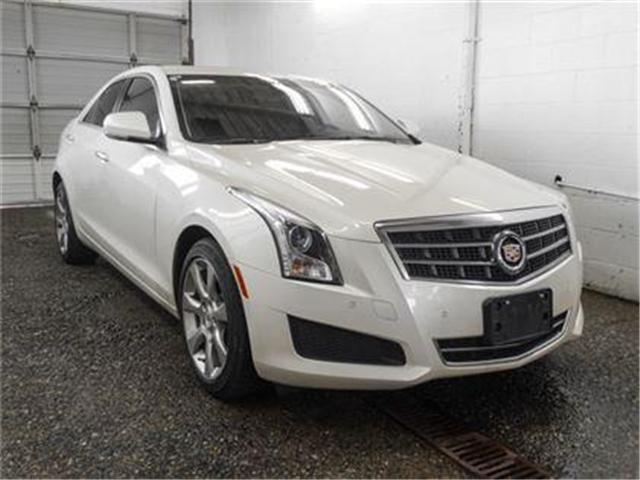 2014 Cadillac ATS 2.0L Turbo Luxury (Stk: P9-53861) in Burnaby - Image 2 of 24