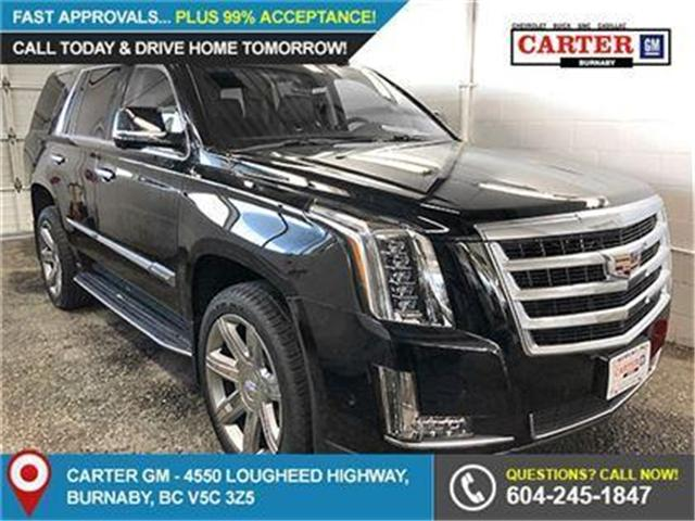 2018 Cadillac Escalade Luxury (Stk: C8-07780) in Burnaby - Image 1 of 7
