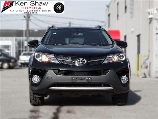 2015 Toyota RAV4 Limited (Stk: 14977A) in Toronto - Image 1 of 12