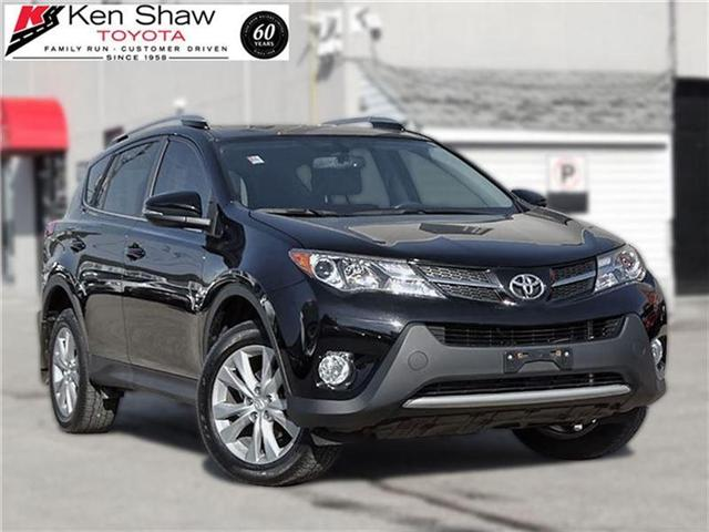 2015 Toyota RAV4 Limited (Stk: 14977A) in Toronto - Image 3 of 12