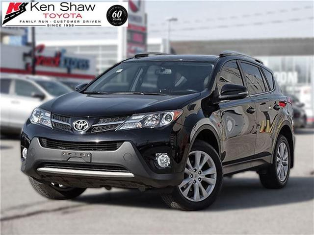 2015 Toyota RAV4 Limited (Stk: 14977A) in Toronto - Image 4 of 12