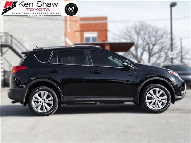 2015 Toyota RAV4 Limited (Stk: 14977A) in Toronto - Image 5 of 12