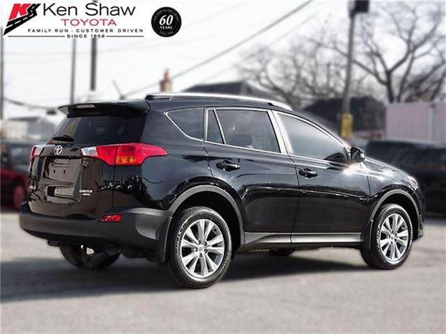 2015 Toyota RAV4 Limited (Stk: 14977A) in Toronto - Image 6 of 12