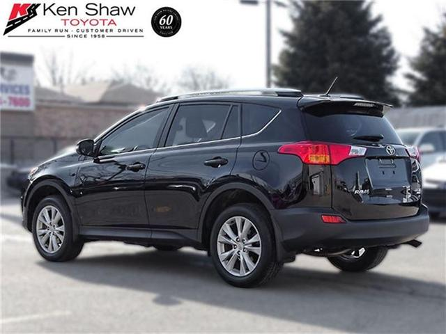 2015 Toyota RAV4 Limited (Stk: 14977A) in Toronto - Image 7 of 12