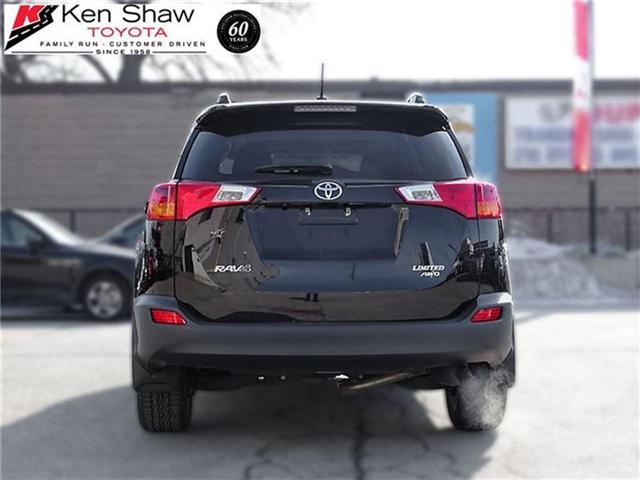 2015 Toyota RAV4 Limited (Stk: 14977A) in Toronto - Image 8 of 12