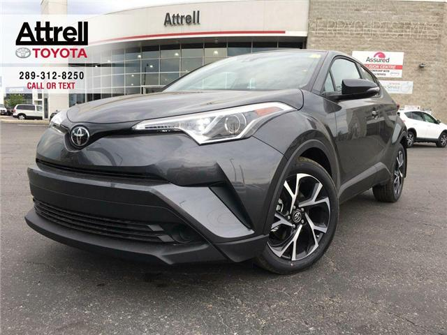 2018 Toyota C-HR XLE (Stk: 40983) in Brampton - Image 1 of 30