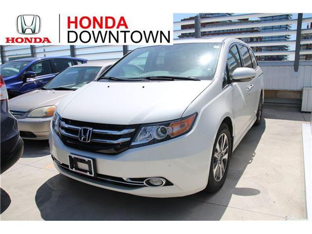 2016 Honda Odyssey Touring (Stk: Y18839A) in Toronto - Image 1 of 4