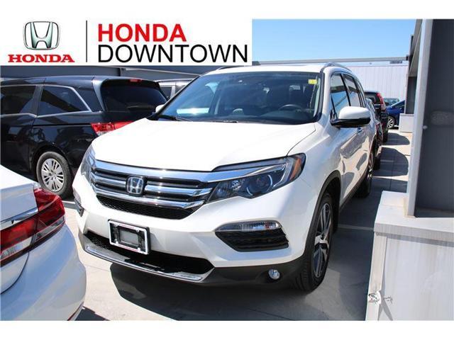 2016 Honda Pilot Touring (Stk: HP2800) in Toronto - Image 1 of 4