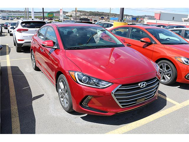 2018 Hyundai Elantra Limited (Stk: 82974) in Saint John - Image 1 of 3