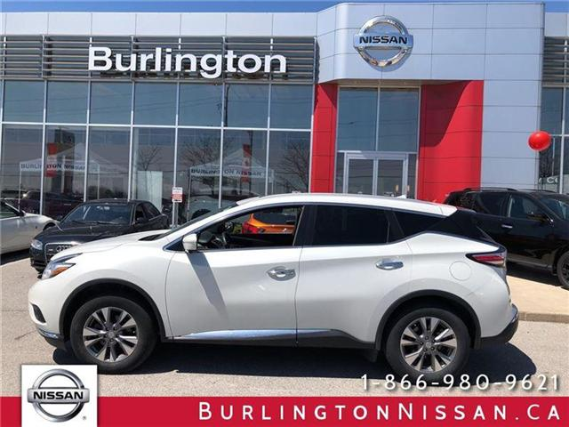 2015 Nissan Murano  (Stk: A6494) in Burlington - Image 1 of 20