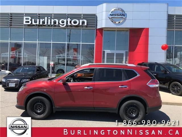 2016 Nissan Rogue  (Stk: 5N1AT2) in Burlington - Image 1 of 19