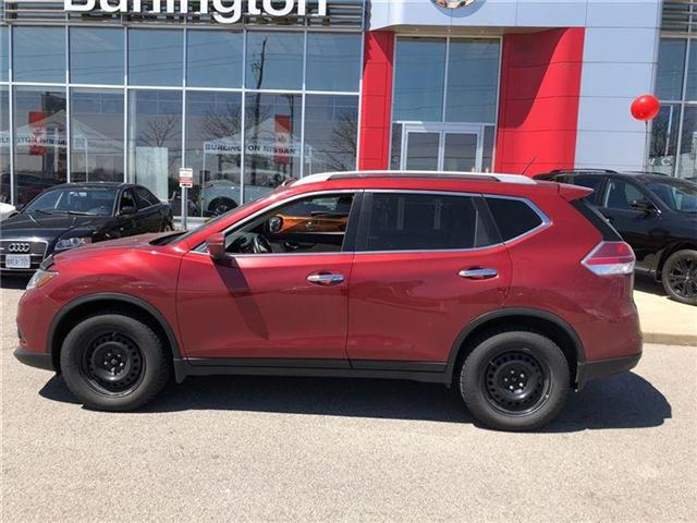 2016 Nissan Rogue  (Stk: 5N1AT2) in Burlington - Image 2 of 19