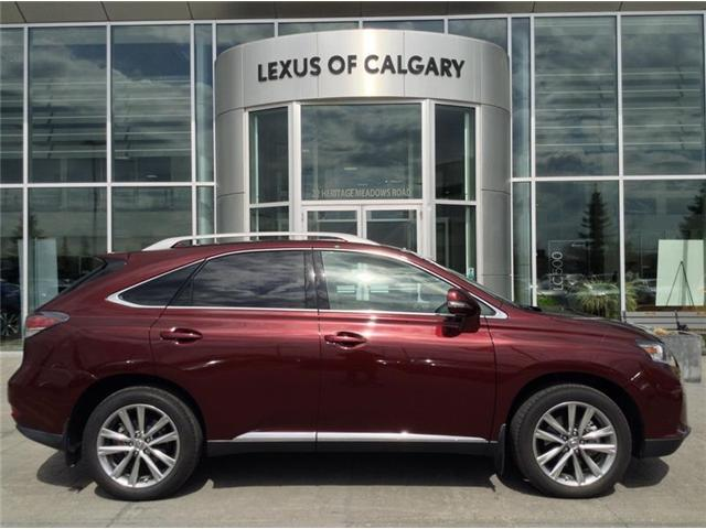 2015 Lexus RX 350 Sportdesign (Stk: 180404A) in Calgary - Image 1 of 11