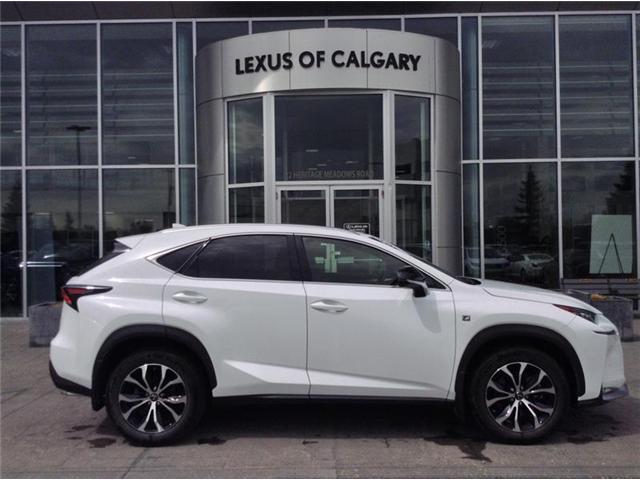 2016 Lexus NX 200t Base (Stk: 180407A) in Calgary - Image 1 of 11