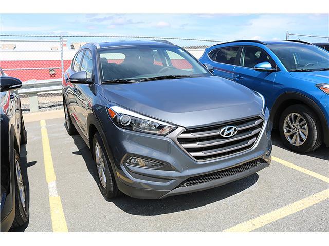 2018 Hyundai Tucson Premium 2.0L (Stk: 87935) in Saint John - Image 1 of 3