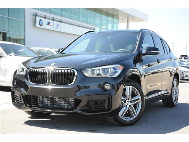 2018 BMW X1 xDrive28i (Stk: 8L27389) in Brampton - Image 1 of 11