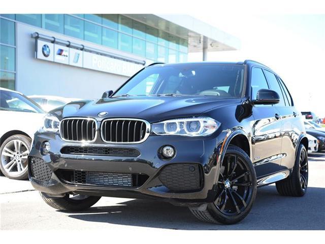 2018 BMW X5 xDrive35i (Stk: 8X96973) in Brampton - Image 1 of 12