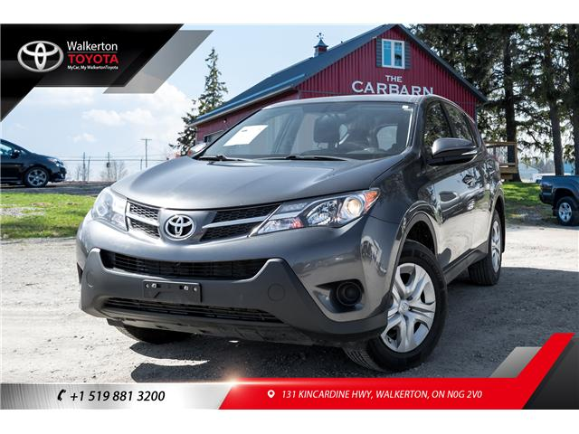 2015 Toyota RAV4 LE (Stk: P8024) in Walkerton - Image 1 of 18