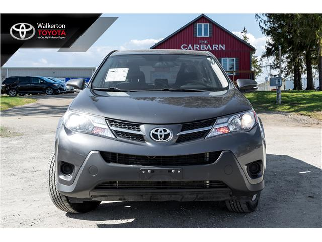 2015 Toyota RAV4 LE (Stk: P8024) in Walkerton - Image 2 of 18
