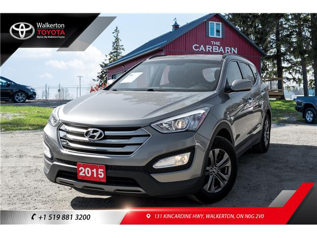2015 Hyundai Santa Fe Sport  (Stk: P8070) in Walkerton - Image 1 of 20