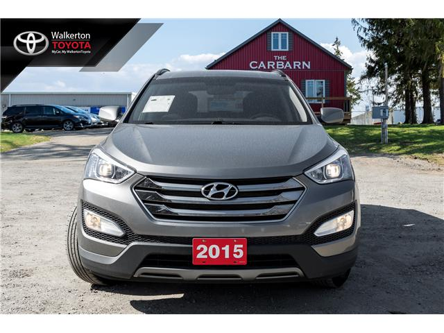 2015 Hyundai Santa Fe Sport  (Stk: P8070) in Walkerton - Image 2 of 20