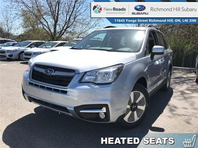 2018 Subaru Forester  (Stk: 30833) in RICHMOND HILL - Image 1 of 20