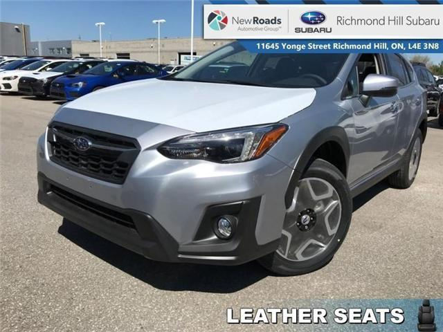 2018 Subaru Crosstrek Limited (Stk: 30828) in RICHMOND HILL - Image 1 of 20