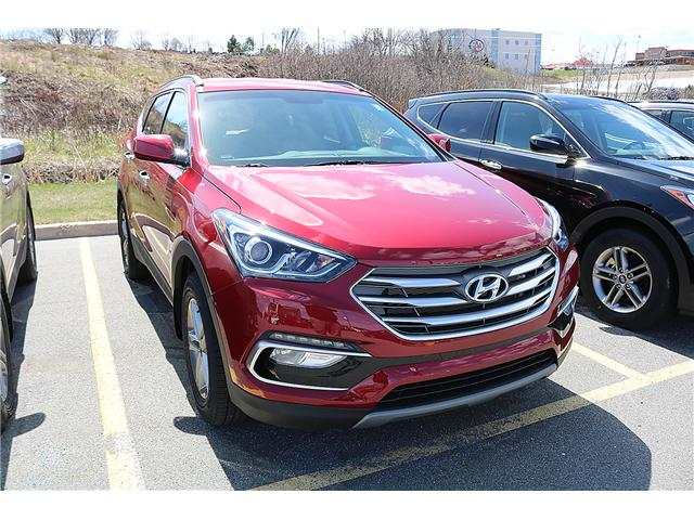 2018 Hyundai Santa Fe Sport 2.4 Base (Stk: 86001) in Saint John - Image 1 of 3