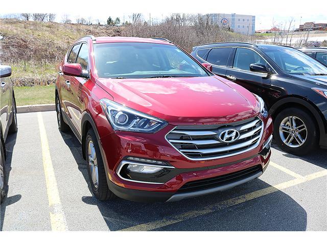 2018 Hyundai Santa Fe Sport 2.4 Base (Stk: 86001) in Saint John - Image 1 of 3