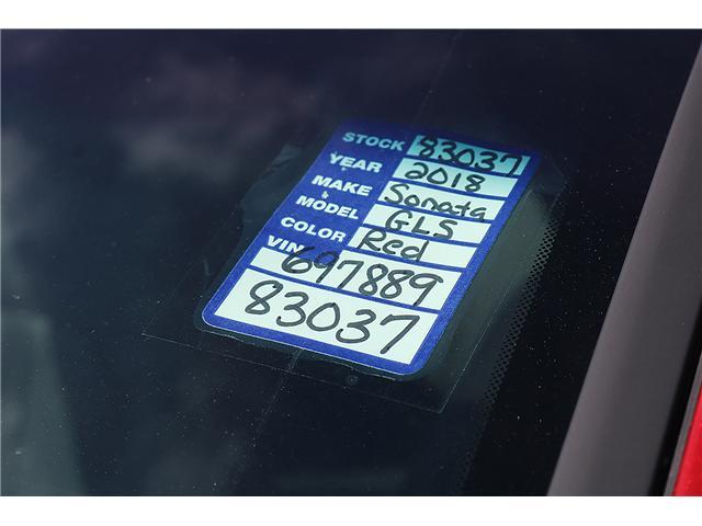 2018 Hyundai Sonata GLS (Stk: 83037) in Saint John - Image 2 of 3
