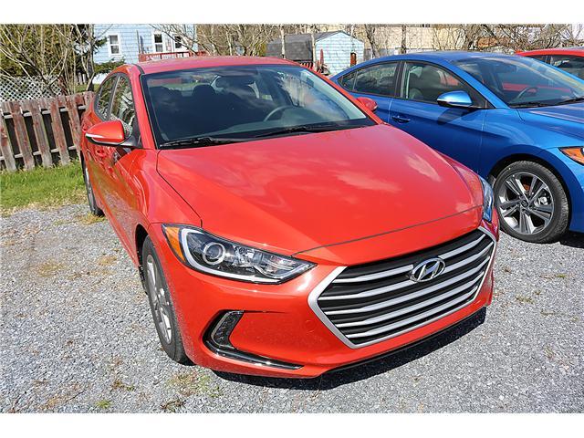 2018 Hyundai Elantra GL (Stk: 82993) in Saint John - Image 1 of 3