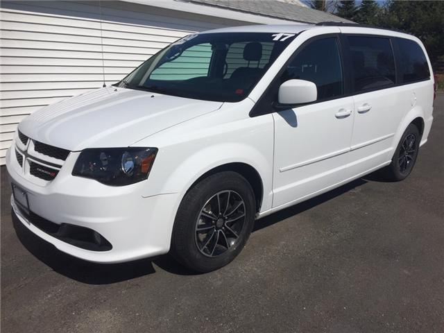 2017 Dodge Grand Caravan GT (Stk: 755) in Oromocto - Image 1 of 21