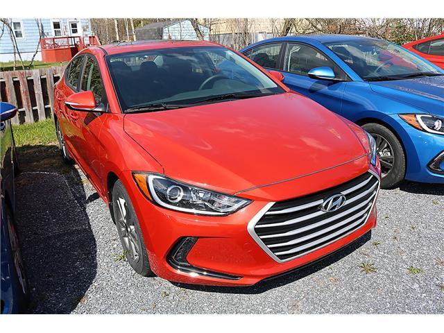 2018 Hyundai Elantra GL SE (Stk: 82953) in Saint John - Image 1 of 3
