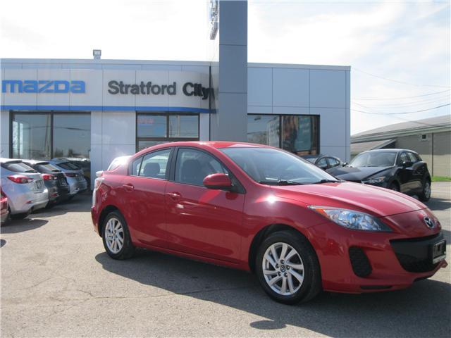 2013 Mazda Mazda3 GS-SKY (Stk: 18134A) in Stratford - Image 1 of 21