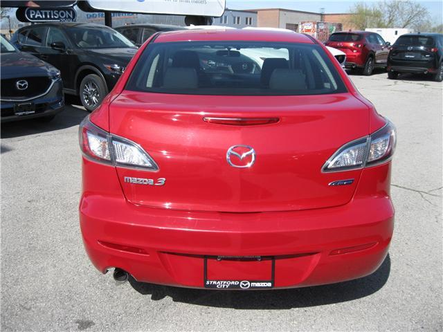 2013 Mazda Mazda3 GS-SKY (Stk: 18134A) in Stratford - Image 4 of 21