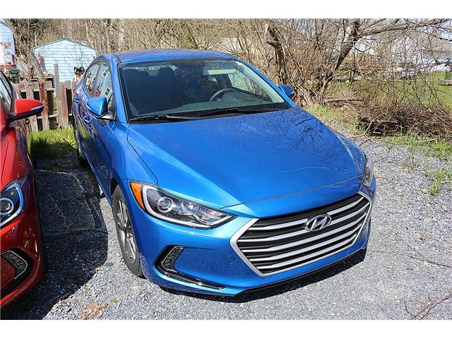 2018 Hyundai Elantra GL (Stk: 82066) in Saint John - Image 1 of 3