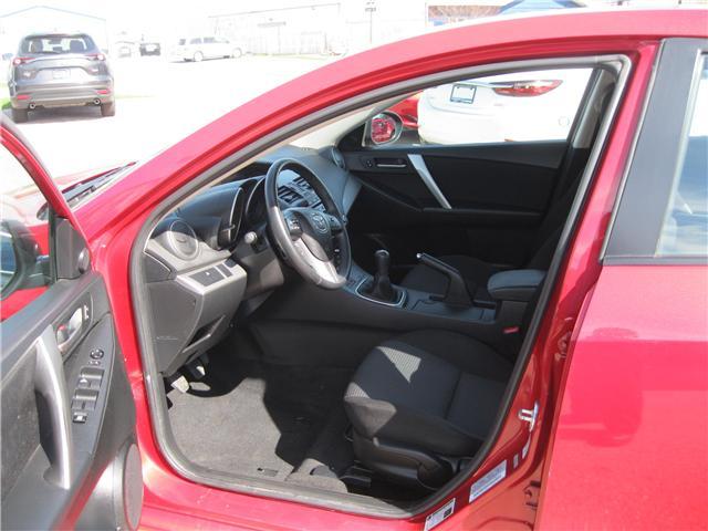 2013 Mazda Mazda3 GS-SKY (Stk: 18134A) in Stratford - Image 7 of 21