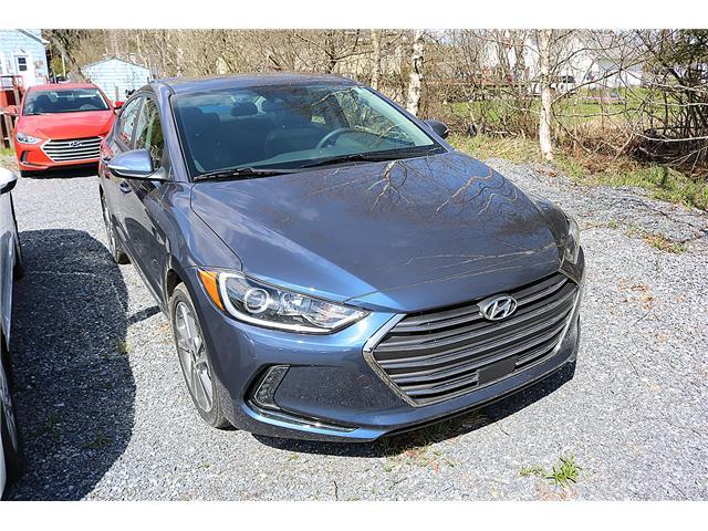 2018 Hyundai Elantra GLS (Stk: 82029) in Saint John - Image 1 of 3
